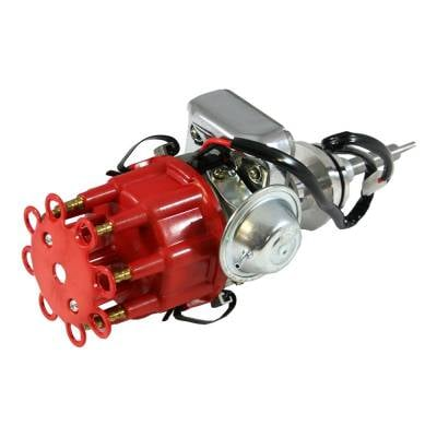 Distributors & Components - Distributors - Assault Racing Products - Big Block Mopar Dodge Plymouth RB V8 413 440 Complete Electronic Distributor