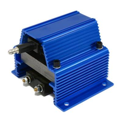 Ignition & Electrical - Ignition Coils - Assault Racing Products - Assault Racing Anodized BLUE High Output Durable Low Resistance Ignition Coil
