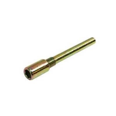 Brakes - Caliper Mount Brackets & Bolts - Assault Racing Products - ARC 2339 Allen Head Zinc Plated GM Caliper Bolt IMCA USRA
