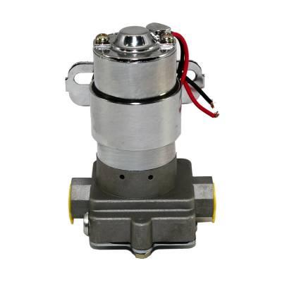 "Fuel System & Components - Electric Fuel Pumps - KMJ Performance Parts - High Flow Performance Electric Fuel Pump 140GPH Universal Fit 3/8"" NPT Ports"