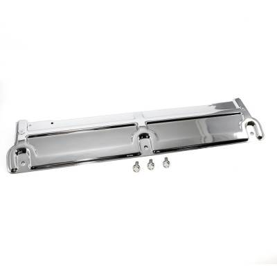 "Cooling - Miscellaneous Cooling Components - Assault Racing Products - 28-11/16"" Chrome Steel Heavy Duty Radiator Support Panel Chevy Camaro 1970-1981"
