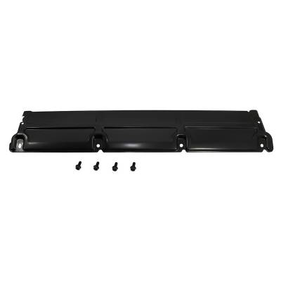 "Cooling - Miscellaneous Cooling Components - Assault Racing Products - 31-1/8"" Black Steel Heavy Duty Radiator Support Panel Chevy Chevelle 1968-1977"