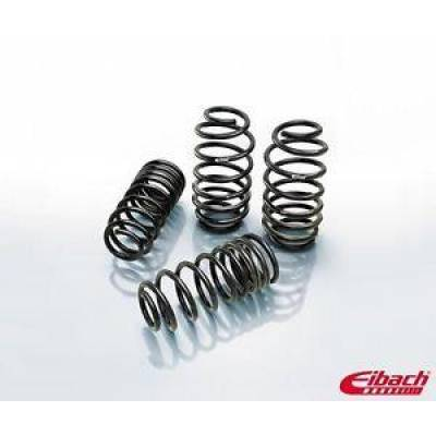 """Coil Springs - Lowering Springs - Eibach Springs - Eibach Pro-Kit Lowering Springs 2011-2015 Cadillac CTS-V Coupe - .900"""" Front/1.100"""" Rear Drop"""