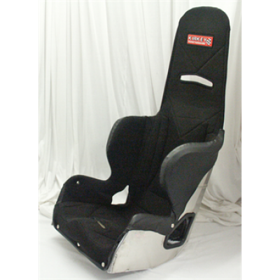 Kirkey Racing Seats - BLACK VINYL  SEAT COVER