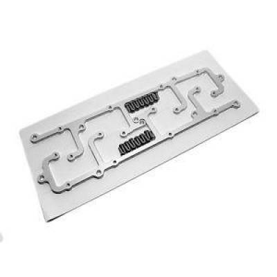 Ignition & Electrical - Ignition Coils - KMJ Performance Parts - Billet Aluminum Rectangular Ignition Coil Pack Brackets LS1 LS6 Camaro Chevy GM