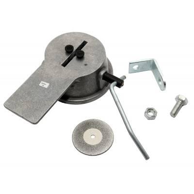 Tools, Shop & Pit Equipment - Engine Building Tools - KMJ Performance Parts - 91089408 Universal Precision Piston Ring Filer Carbide Cutting Wheel SBC SBF BBC