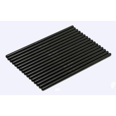 "Valvetrain & Camshaft Components - Pushrods - KMJ Performance Parts - SBC 350 Small Block Chevy 1-Piece 4130 Chrome Moly Chromoly Pushrods .080 +.100"";"