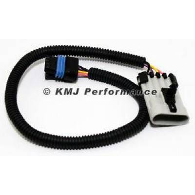 KMJ Performance Parts - 92-94 GM Optispark Distributor Wire Harness Direct Fit Replacement 92 93 94 LT1