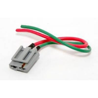 Ignition & Electrical - Distributors & Components - KMJ Performance Parts - HEI Distributor Wire Harness Pigtail - Dual 12v Power and Tach Connector Plug