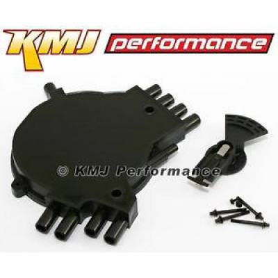 Distributors & Components - Distributor Cap & Rotor - KMJ Performance Parts - 1994-1997 GM Optispark Distributor Cap and Rotor Kit - LT1 LT4 94 95 96 97