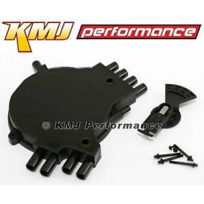 Distributors & Components - Distributor Cap & Rotor - KMJ Performance Parts - 1994-1997 GM Optispark Distributor Cap and Rotor Kit - LT1 LT4 94 95 96 97
