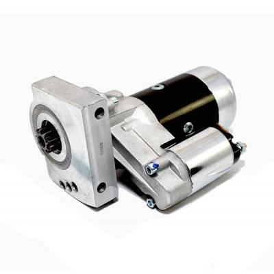 KMJ Performance Parts - LS1 Engines Chevy 3HP Hi Torque Hitachi/Mini Tilton Style Starter Black LSX LS7