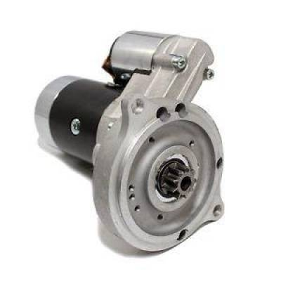 Ignition & Electrical - Starters - KMJ Performance Parts - Heavy Duty SBF BBF Ford Engines Black Starter 302 351W 351C 390 FE 429 460 3HP