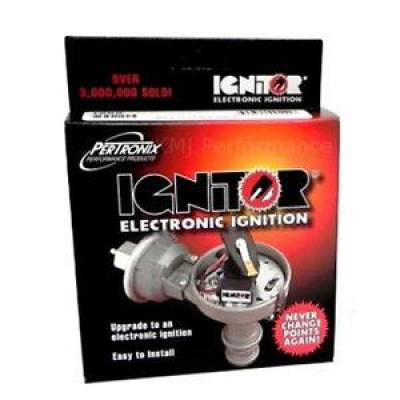 Ignition & Electrical - Electronic Ignition Conversion Kits - Pertronix Performance Products - Pertronix 1161N6 Ignitor Ignition Module Delco 6 Cyl w/ 6 Volt Negative Ground