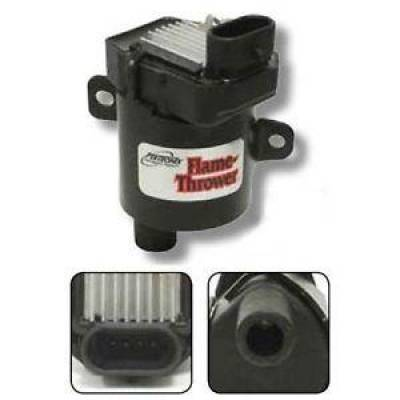 Ignition & Electrical - Ignition Coils - Pertronix Performance Products - PerTronix 30841 Flame-Thrower Performance Ignition Coil GM LS Truck Engines