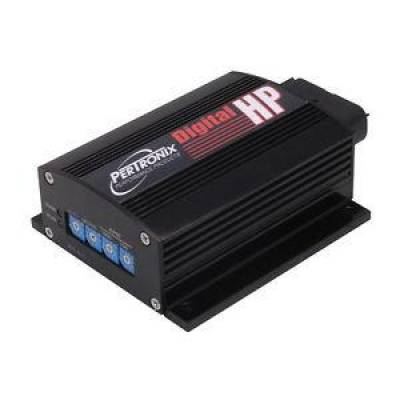 Ignition Boxes, Modules & Rev Limiters - Multi-Spark CDI Boxes & Components - Pertronix Performance Products - PerTronix Digital HP Multiple Spark Ignition System Box w/ Rev Limiter Black