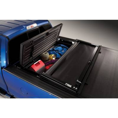 Exterior - Truck Bed Accessories - TruXedo - TruXedo 1117416 TonneauMate Toolbox Fits Full Size Trucks Exc Flareside Stepside