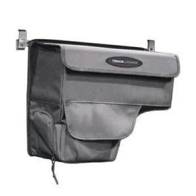 Exterior - Truck Bed Accessories - TruXedo - TruXedo 1705213 Truck Luggage Saddle Bag Universal Under-Rail Cargo Storage Bag