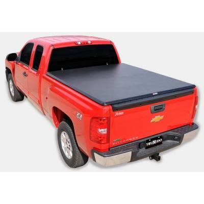 TruXedo - TruXedo 249801 TruXport Tonneau Cover 2015-2020 GMC Canyon Chevy Colorado Crew Cab 5' Bed