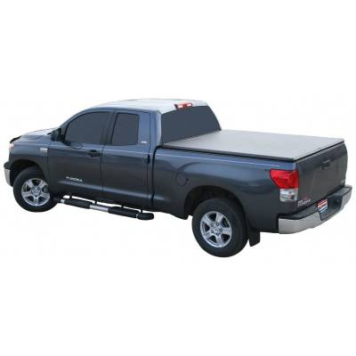 Exterior - Bed Covers - TruXedo - 'TruXedo 273901 TruXport Tonneau Cover 2014-2018 Toyota Tundra 5.5'' Bed w/Track'