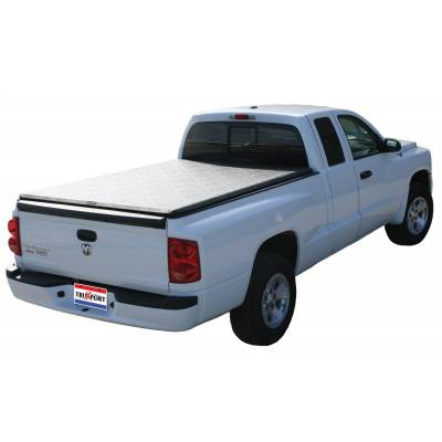 """Exterior - Bed Covers - TruXedo - 'TruXedo 284901 TruXport Tonneau Cover 2019 Dodge Ram 1500 with RamBox 5''7""""'"""