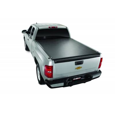 Exterior - Bed Covers - TruXedo - 'TruXedo 548901 Lo Pro QT Roll-Up Tonneau Cover 2010-2018 Dodge Ram 3500 8'' Bed'