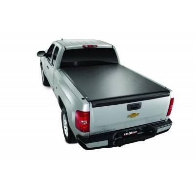 Exterior - Bed Covers - TruXedo - 'TruXedo 572201 Lo Pro QT Tonneau Cover 2014-2018 Chevy Silverado 1500 8'' Bed'