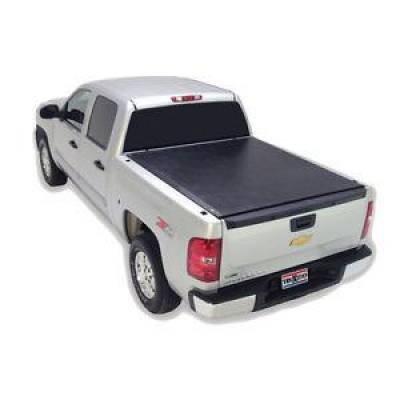 Exterior - Bed Covers - TruXedo - 'TruXedo 770601 Deuce Tonneau Cover 2007-2013 Chevrolet Silverado 1500 5.8'' Bed'