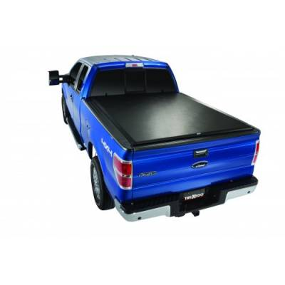 Exterior - Bed Covers - TruXedo - 'TruXedo 863701 Edge Soft Roll Up Tonneau Cover 2007-2018 Toyota Tundra 5.5'' Bed'