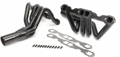 "Schoenfeld - Schoenfeld 1105 Mid-Length Primary Header SBC Small Block Chevy IMCA 1-5/8"" Tube"