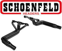 Schoenfeld - Schoenfeld 1161V39HCM-3 IMCA Modified Headers for Harris Victory Skyrocket w/604