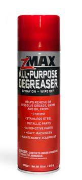 Tools, Shop & Pit Equipment - Cleaners  and Sprays - Z-Max - Z-Max Racing Products All Purpose Degreaser