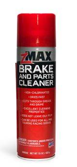 Tools, Shop & Pit Equipment - Cleaners  and Sprays - Z-Max - Z-Max Racing Products Brake and Parts Cleaner