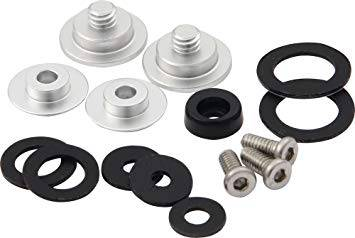 Safety & Seats - Helmet Shields & Accessories - Bell Racing - SILVER CHROM PIVOT/SRV SCREW KIT