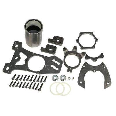 Suspension & Shock Components - Birdcages & Parts - Precision Racing Components - PRC 7026-R 4 Bar Birdcage W/Brake Bracket