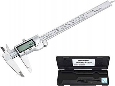 """Tools, Shop & Pit Equipment - Garage Tools & Equipment - Precision Racing Components - PRC 89428 8"""" Digital Dial Caliper"""