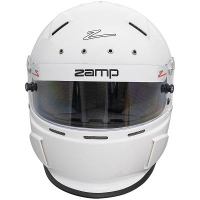 Zamp - Zamp RZ-70E Switch Helmet - Gloss White
