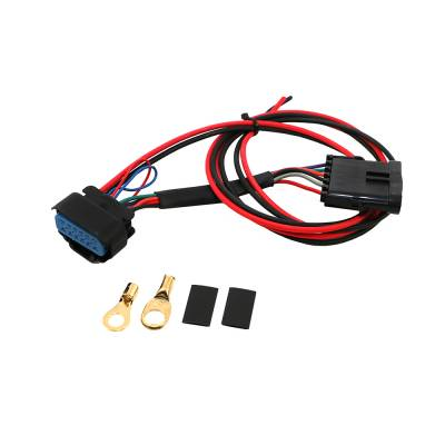 Ignition & Electrical - Wiring Harnesses, Relay Kits, Etc. - Quick Car - QuickCar 50-2006 Adapter Harness MSD Digital 6 Ignition Box To 6 Pin WeatherPack