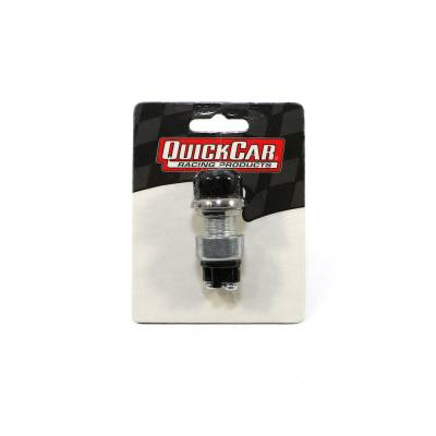 Ignition & Electrical - Battery & Electrical Accessories, Connectors, Relays & Fuses - Quick Car - QuickCar 50-510 Replacement Starter Switch Push Button 12 Volt 5/8 Mounting Hole