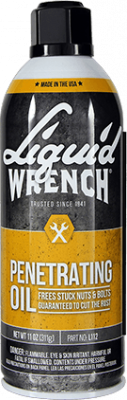 Liquid Wrench - Liquid Wrench Penetrating Oil Case 12/11oz
