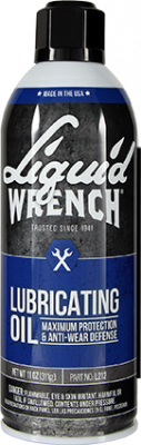 Liquid Wrench - Liquid Wrench Lubricating Oil Case 12/11oz