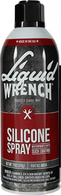 Liquid Wrench - Liquid Wrench Silicone Spray Case 12/11oz