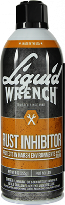 Liquid Wrench - Liquid Wrench Rust Inhibitor Case 12/9oz