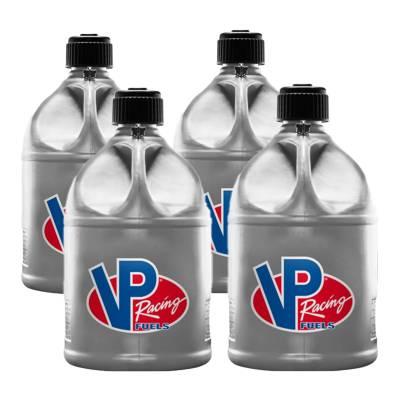 Tools, Shop & Pit Equipment - Fuel Jugs - VP Racing Fuels - VP Racing Round Fuel Jug 5 Gallon - 4 pack