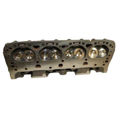 "KMJ Performance Kits - KMJ Performance Cylinder Heads - 1.94/1.5 stainless valves-.600"" Z-28 Spring-Stock Appearing Screw in Stud - Image 3"