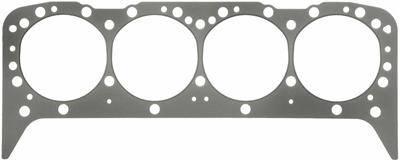 Engine Gaskets - Cylinder Head Gaskets - Fel-Pro Gaskets - 1 Fel Pro 17030 Small Block Chevy SBC Performance Head Gasket 327 307 350