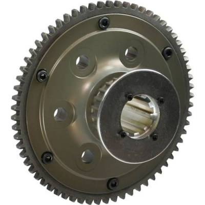 Brinn Inc. - Brinn Aluminum Flywheel - HTD - Ford - 2.83 lbs.
