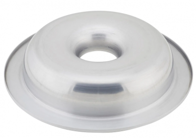 Circle Track & Racing - Assault Racing Products - Low Profile 2 Barrel Rochester Air Cleaner Base- SPD 11068
