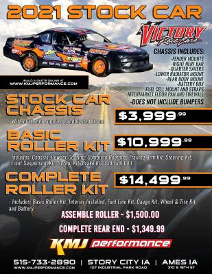 Stock Car - Victory Racecars Stock Car Build Quote  - Victory - Victory Stock Car Chassis