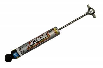 Zero 1 Shocks  - Zero 1 Custom Valved SMX Bilstein Left Rear Extreme Dry Slick for IMCA Hobby Stock